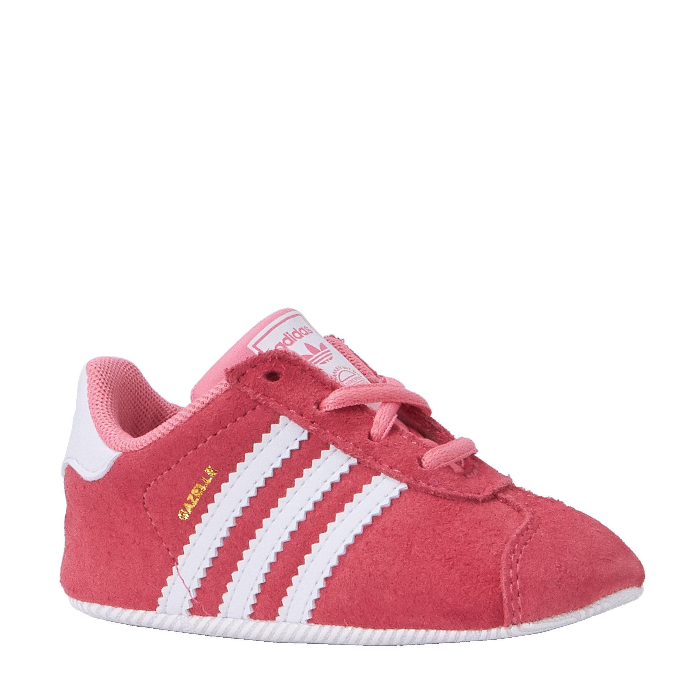 adidas babyschoen roze