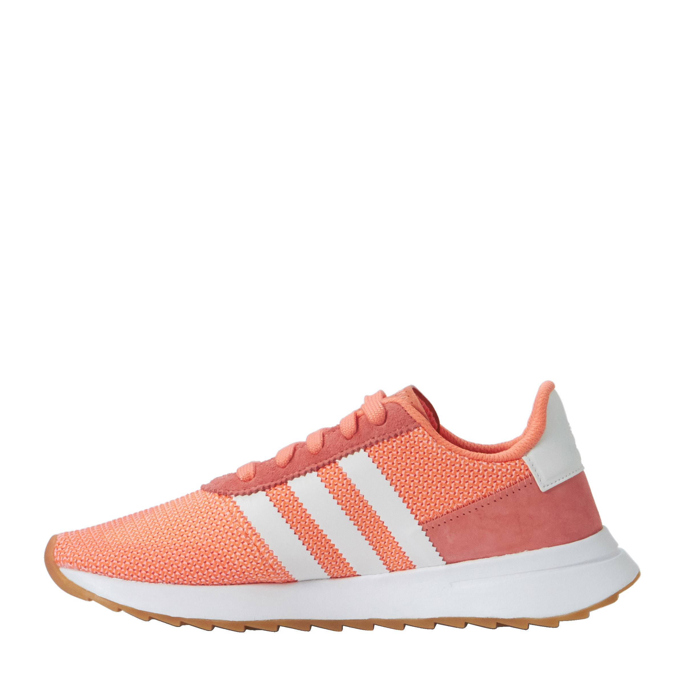 8c1e5be303f adidas originals FLB Runner W sneakers met leer