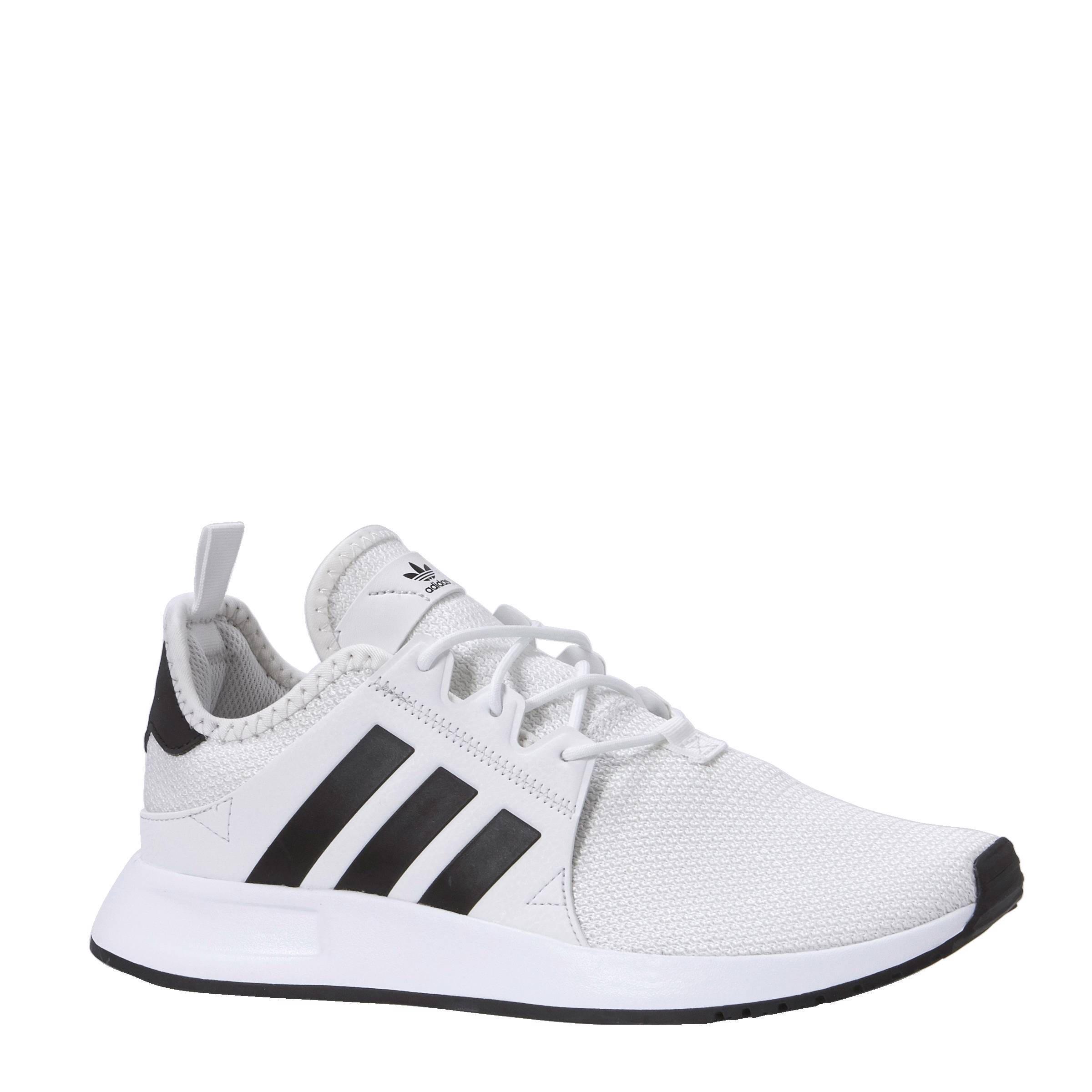 zwarte adidas sneakers x_plr
