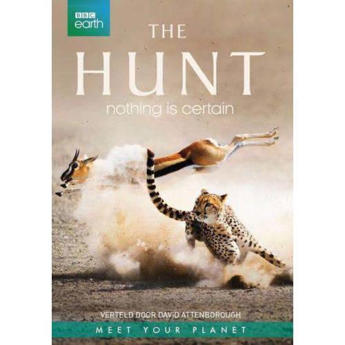 BBC earth - The hunt (DVD) kopen