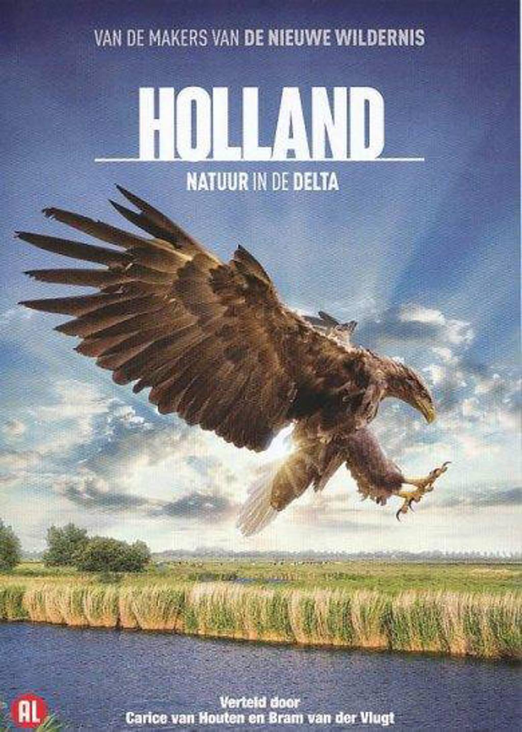 Holland - Natuur in de delta (DVD)