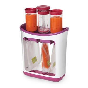Feeding squeeze station