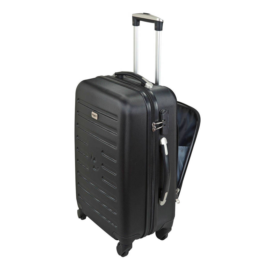 Princess Traveller Dubai koffer (55 cm), Zwart