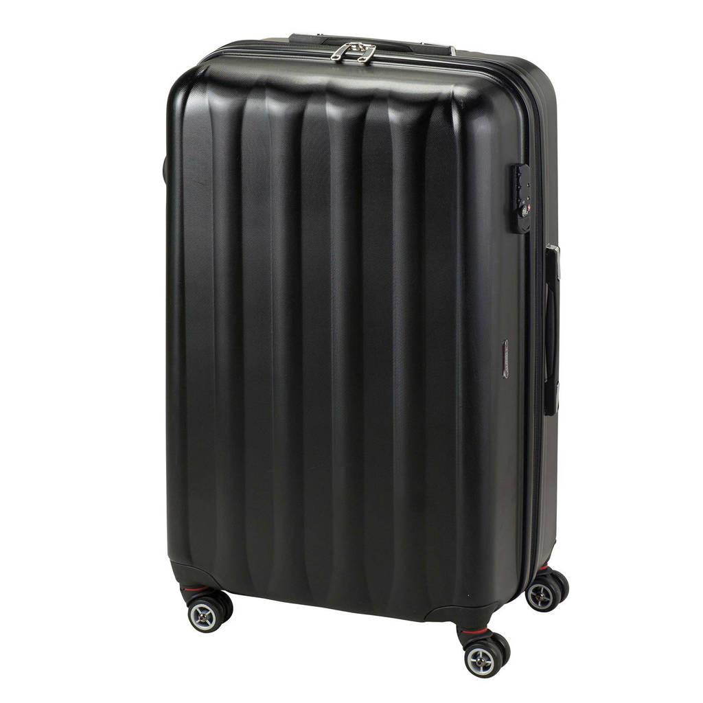 Princess Traveller Hollywood koffer (58 cm), Zwart