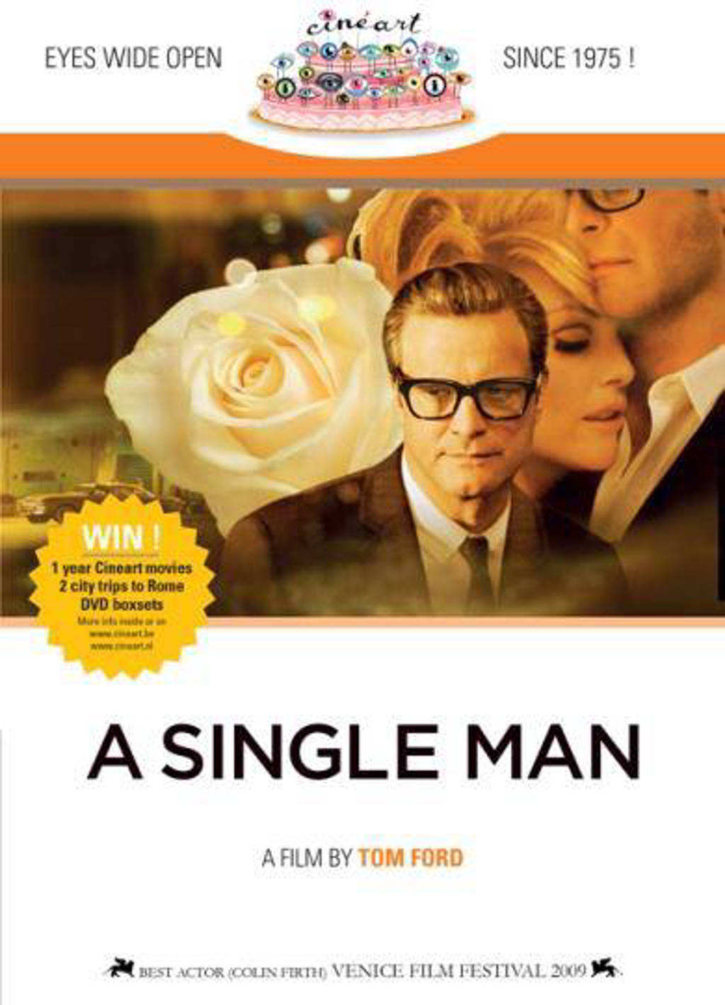Single man (40 years) (DVD)