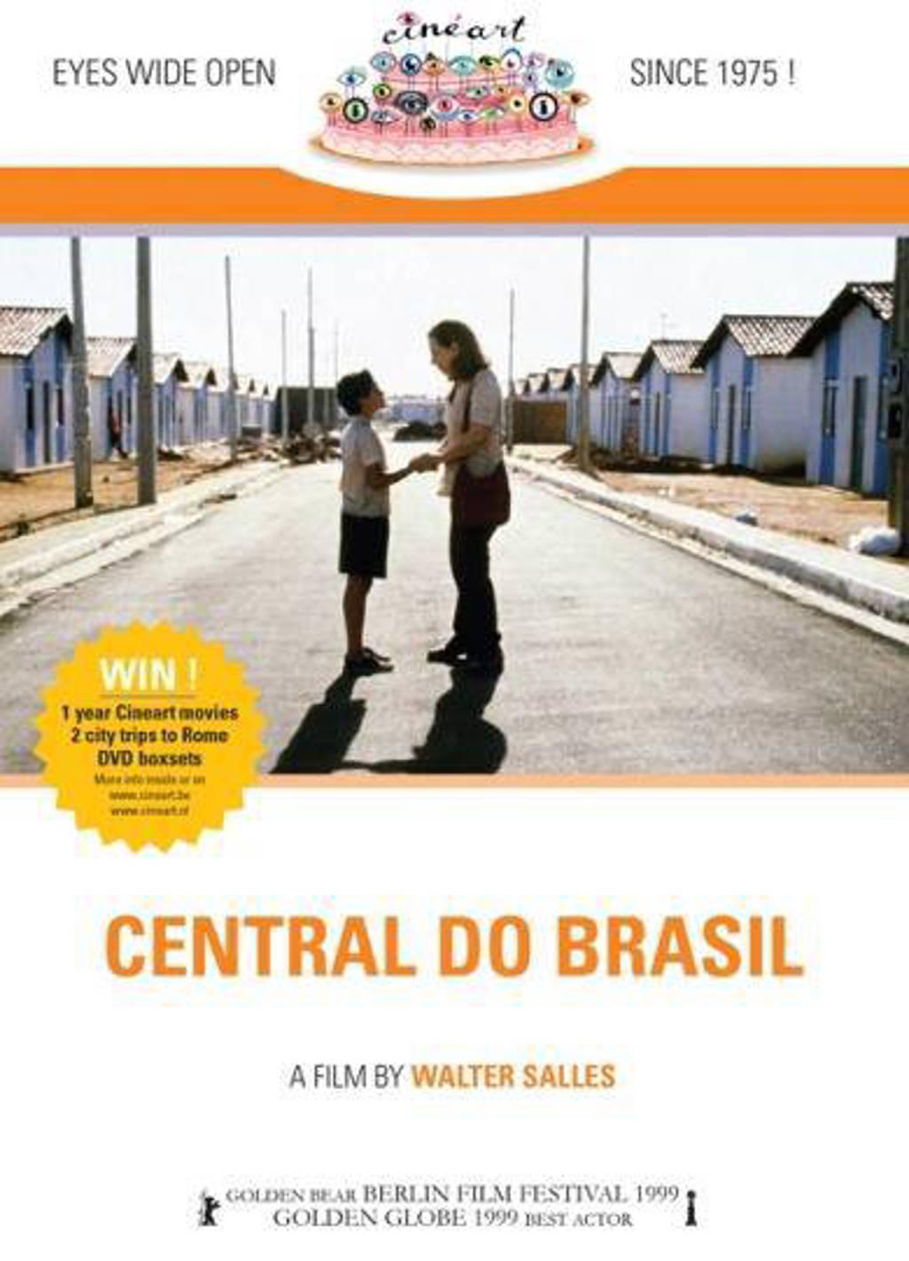 Central do Brasil (40 years) (DVD)