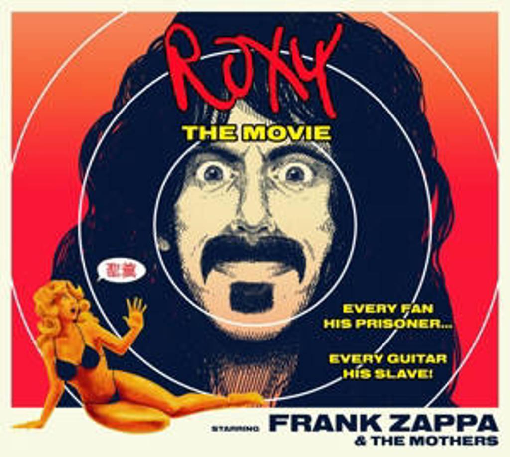 Frank Zappa & The Mothers - Roxy - The Movie (DVD)