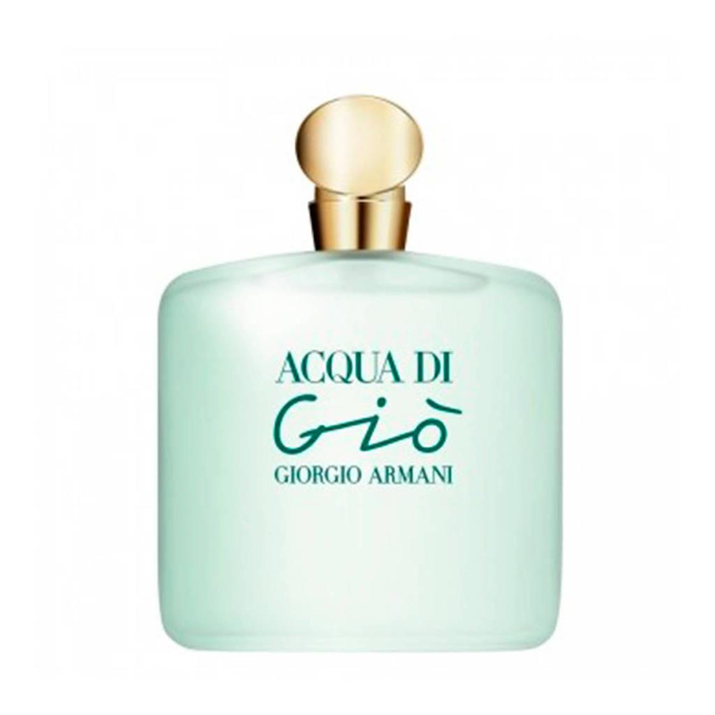 Giorgio Armani Acqua Di Gio Femme eau de toilette - 100 ml, Dames