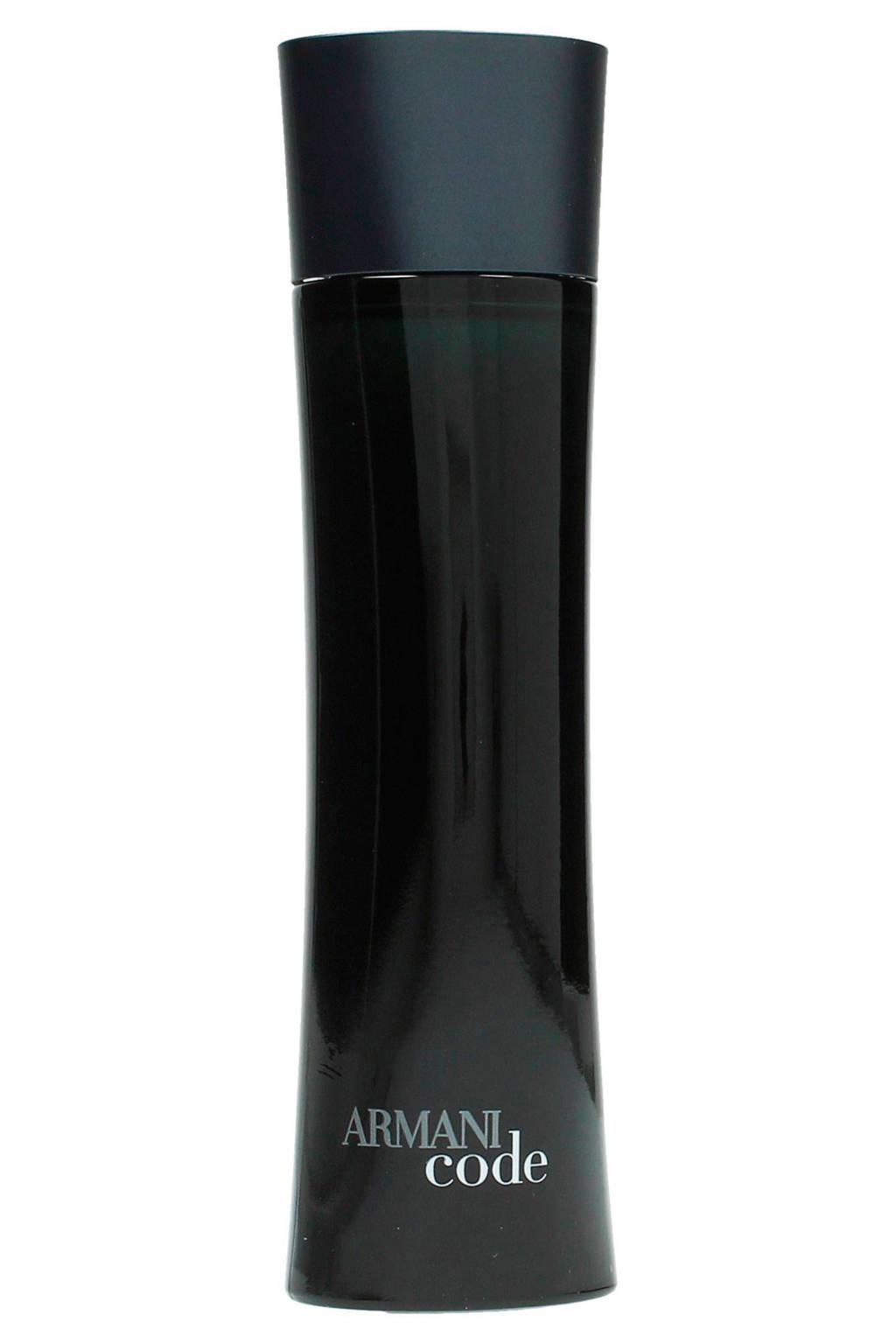 Giorgio Armani Code Pour Homme eau de toilette - 125 ml, Heren