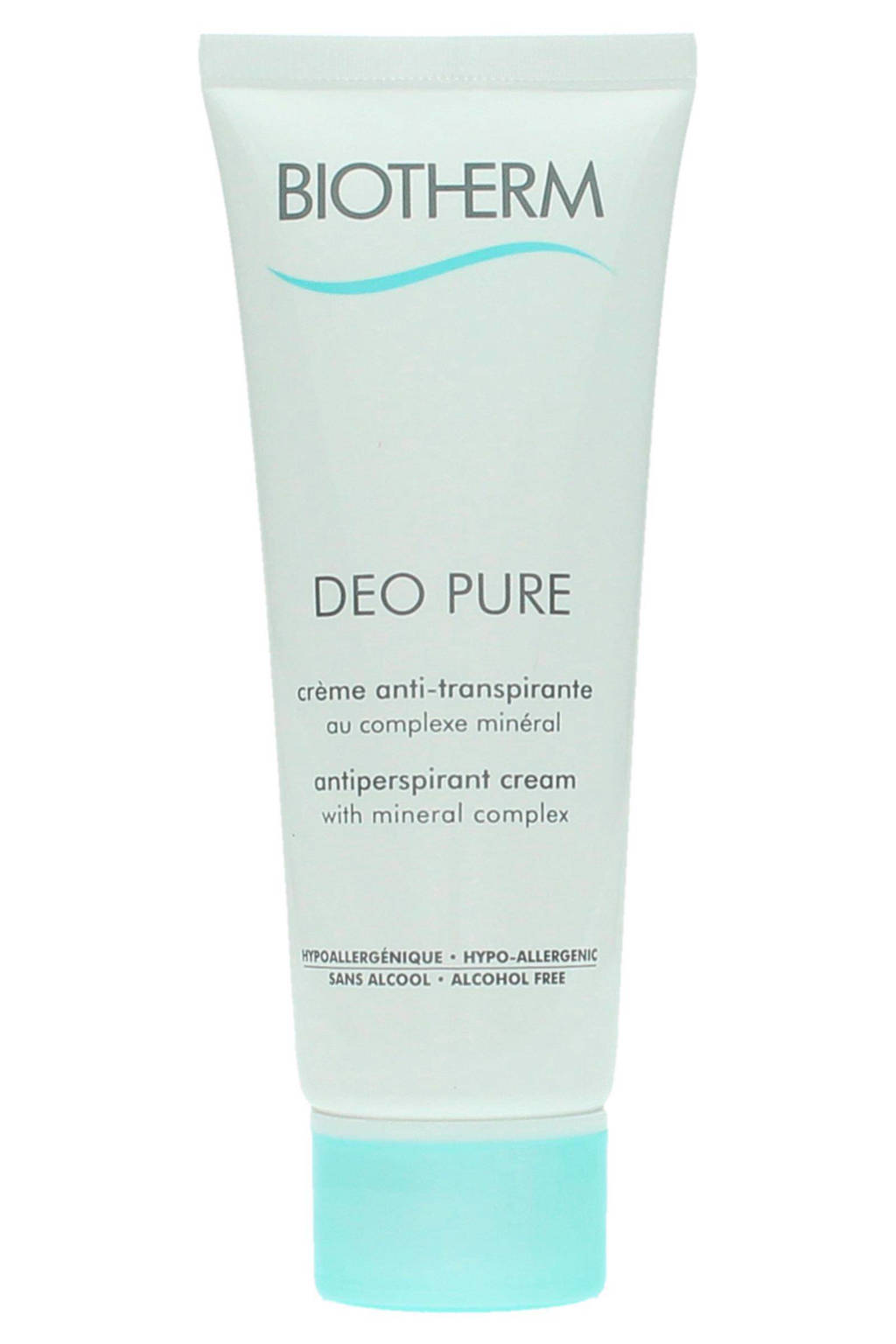 Biotherm Deo Pure Creme - 75 ml
