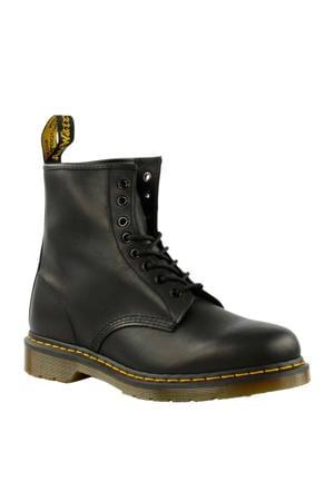 1460 8 eye boot leren veterboots zwart