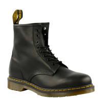 Dr. Martens 1460 8 eye boot  leren veterboots zwart, Zwart