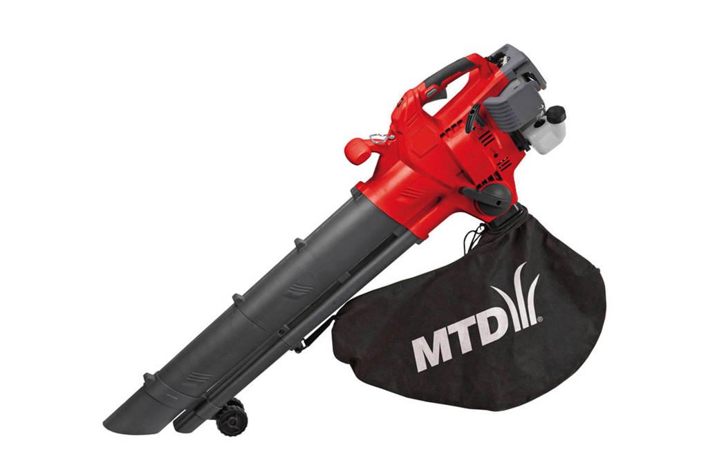 MTD BV 3000 G benzine bladblazer, Rood