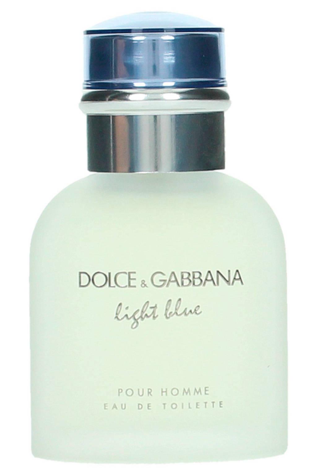 Dolce & Gabbana Light Blue Pour Homme eau de toilette - 40 ml