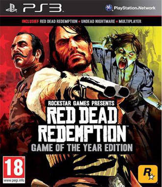 Red dead redemption (GOTY edition) (PlayStation 3)
