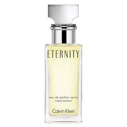 Eternity eau de parfum female