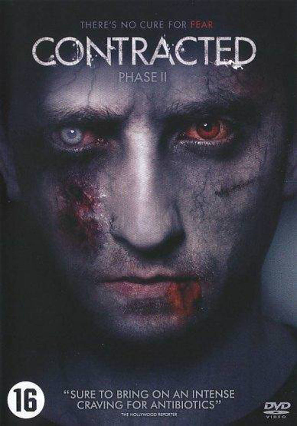 Contracted - Phase 2 (DVD)