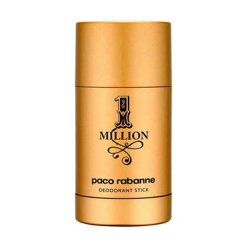 Paco Rabanne 1 Million Men deodorant stick - 75 ml kopen