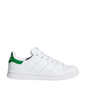 Stan Smith  J sneakers wit/groen