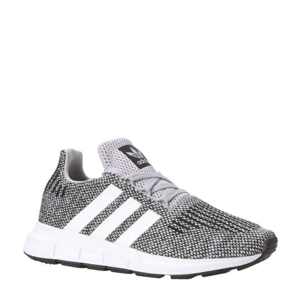a215bebb50e adidas originals Swift Run C sneakers, zwart/ grijs/ wit