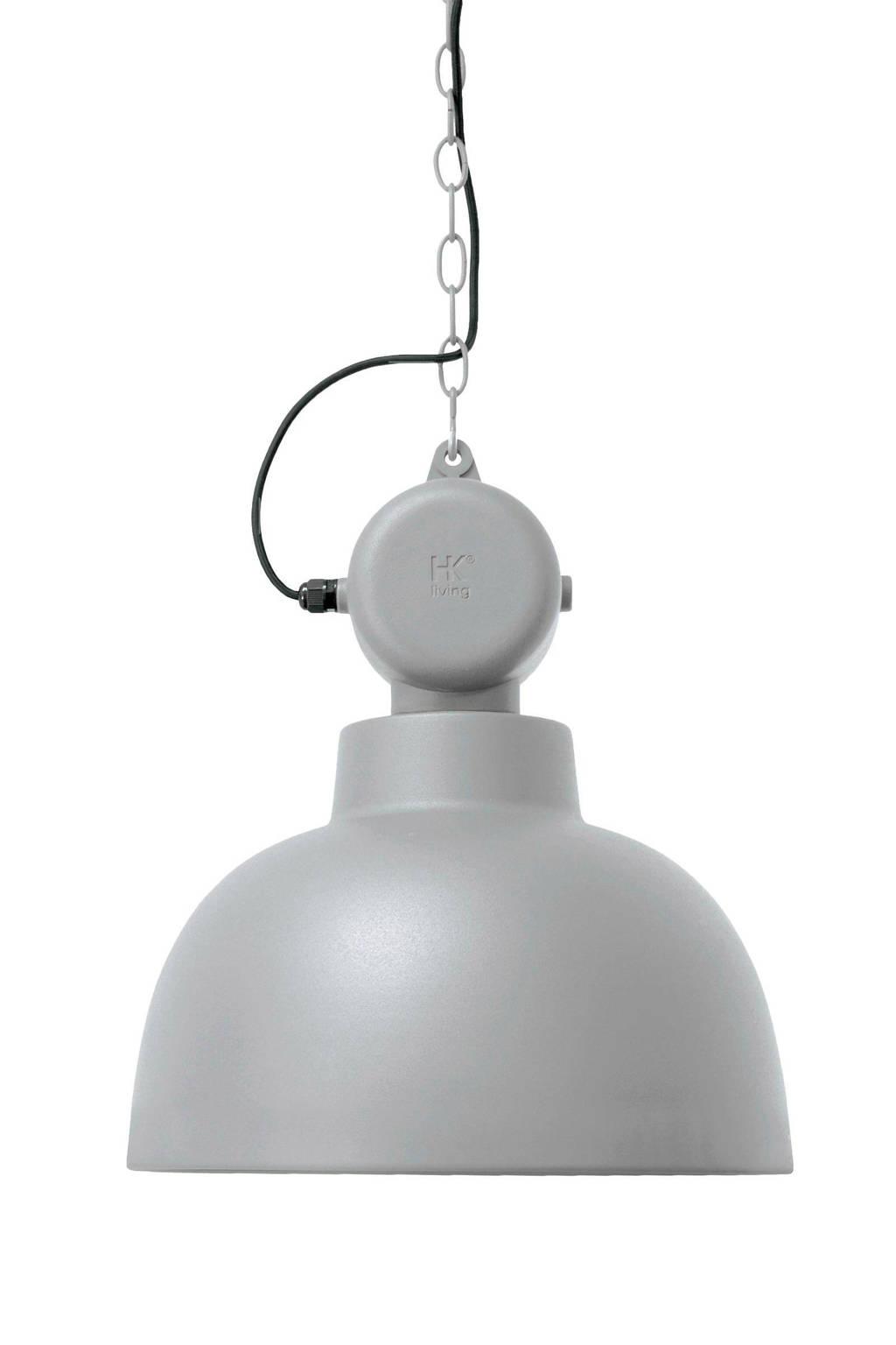 HKliving hanglamp M, mat lichtgrijs