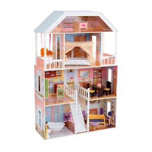 houten Savannah poppenhuis