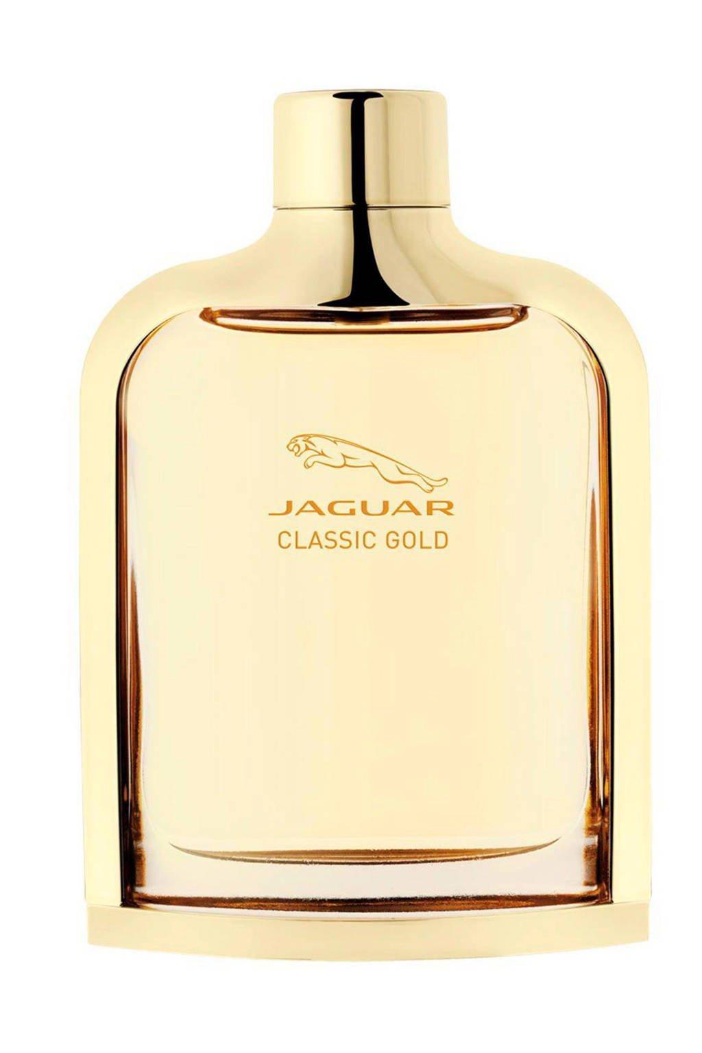 Jaguar Gold eau de toilette - 100 ml