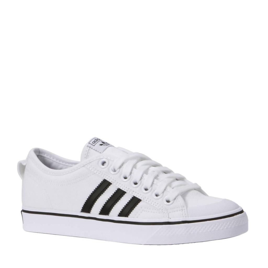 adidas originals  Nizza sneakers, wit/ zwart