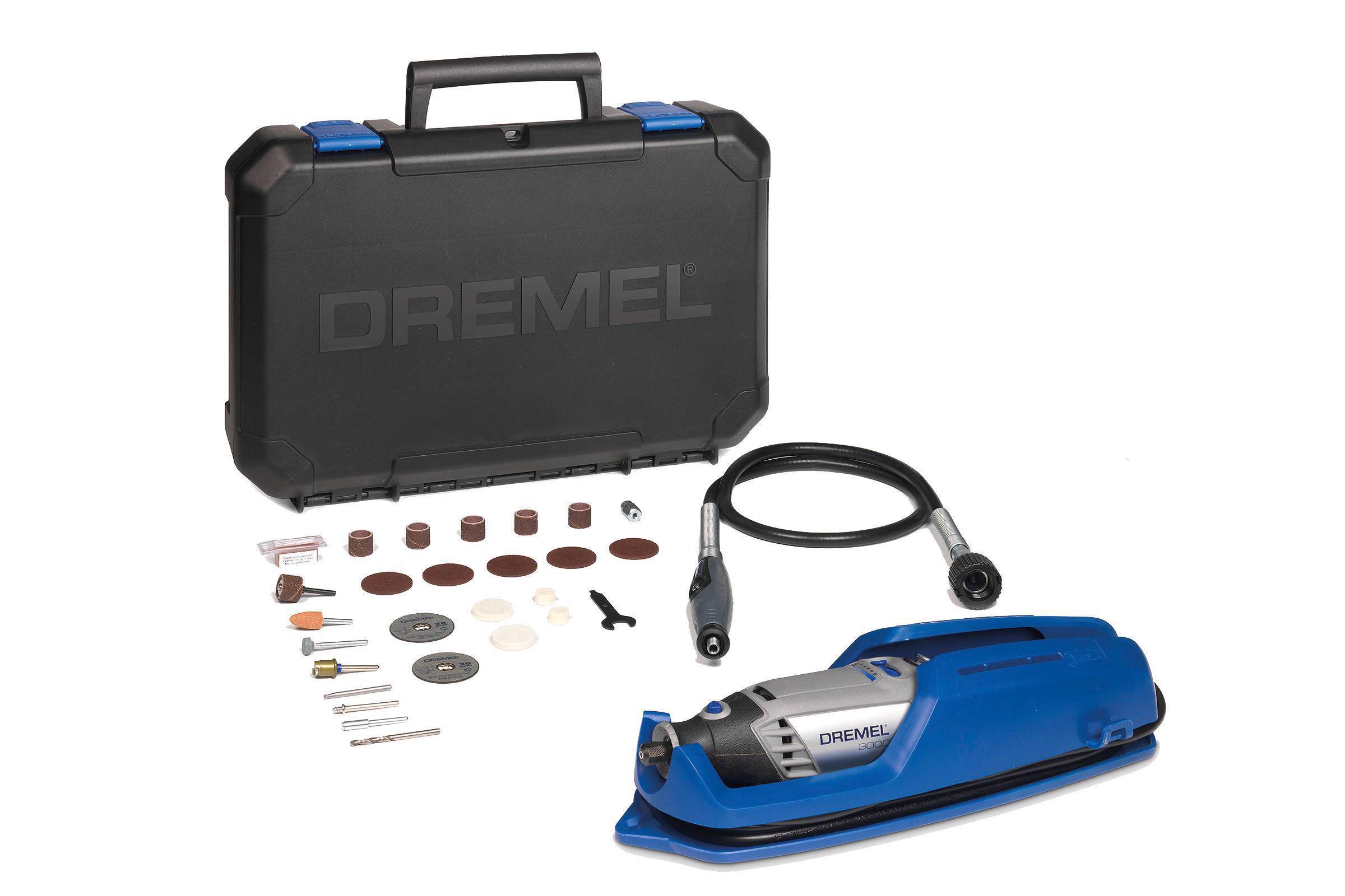 Dremel 3000JP elektrische multitool + accessoireset (25st)