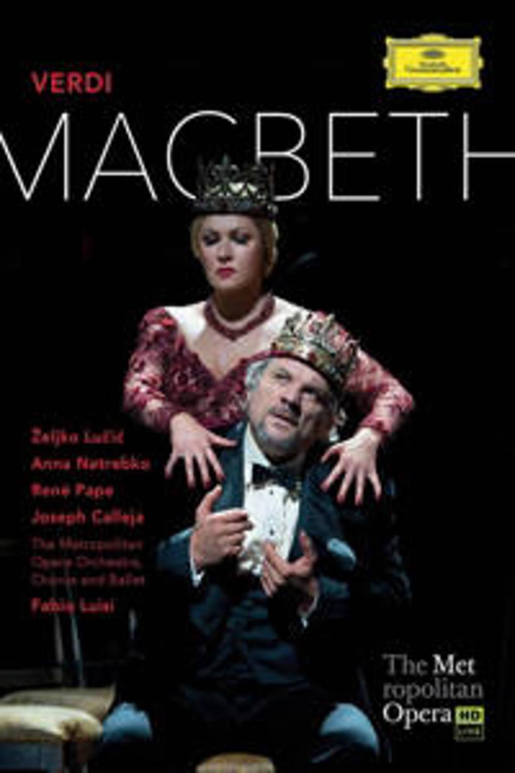 Anna Netrebko - Macbeth (Live) (DVD)