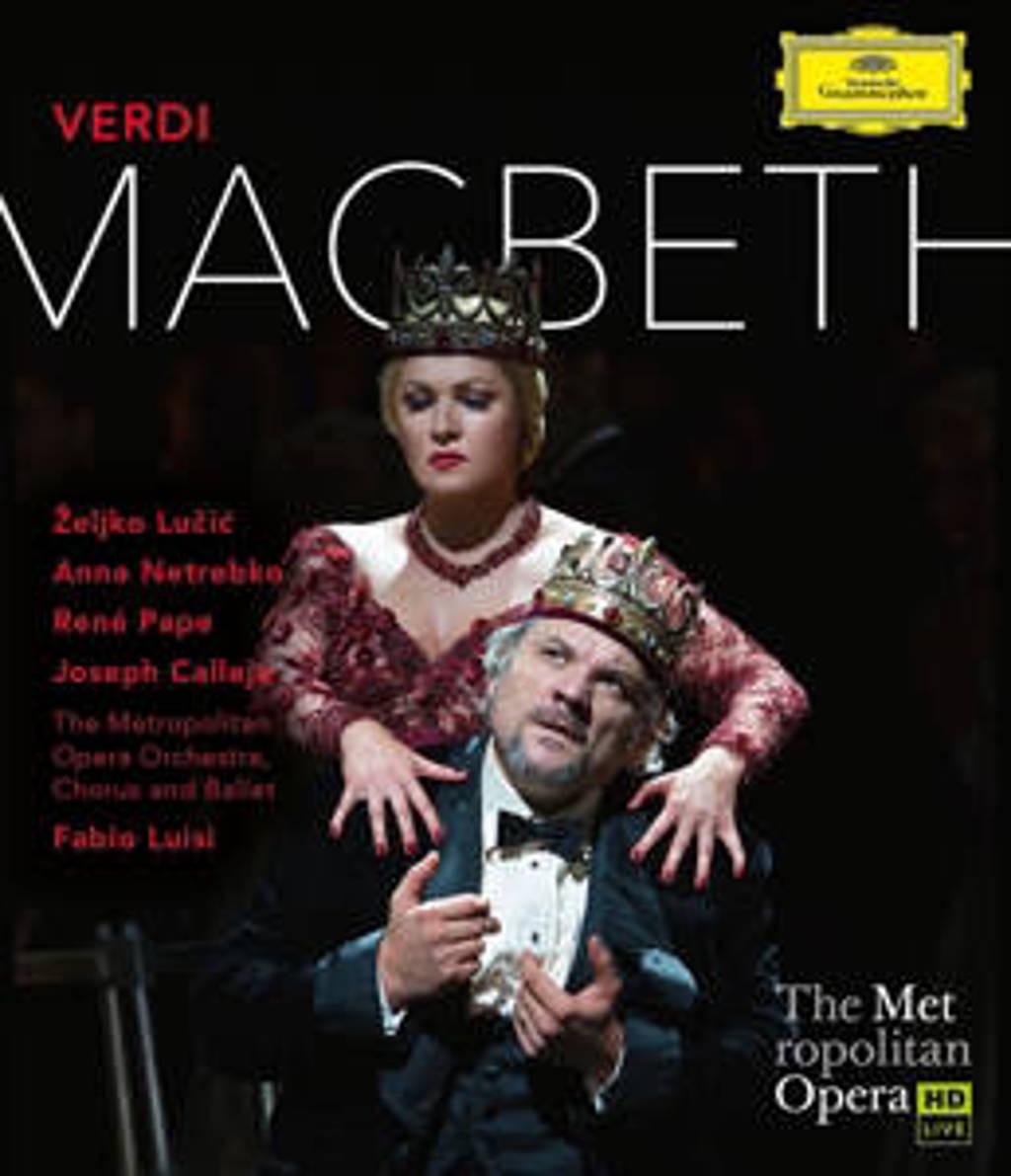 Anna Netrebko - Macbeth (Live) (Blu-ray)