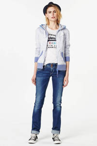 Pepe Jeans Gen straight fit jeans, Dark denim