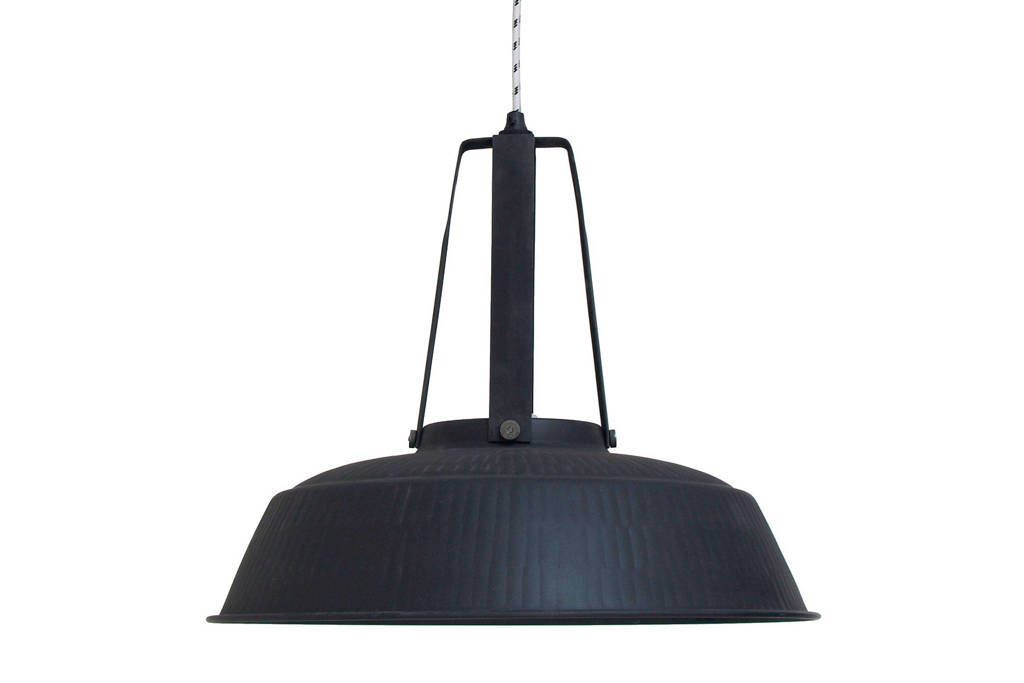 HKliving hanglamp L, Mat zwart