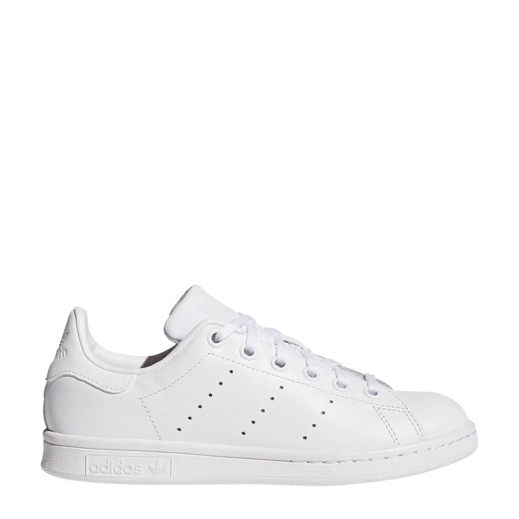 adidas Originals Stan Smith J leren sneakers wit, Wit