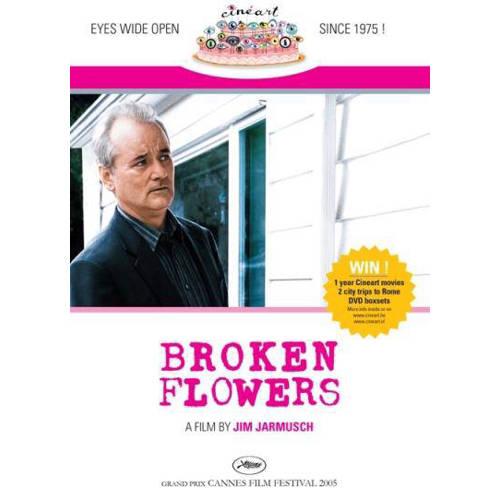 Broken flowers (40 years) (DVD) kopen