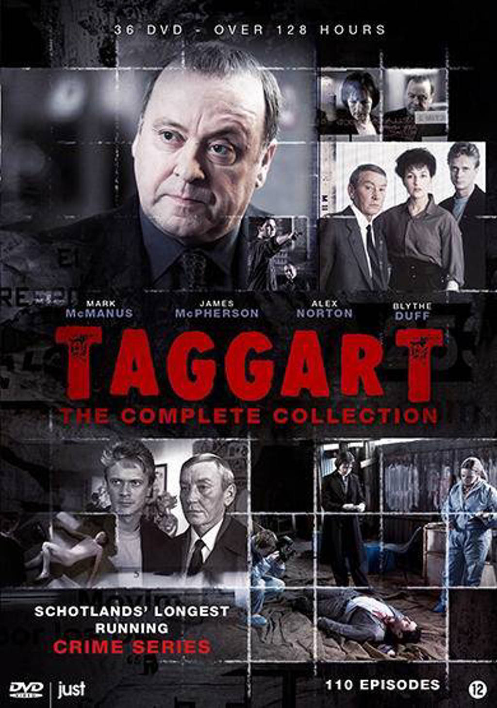 Taggart - Complete collection (DVD)