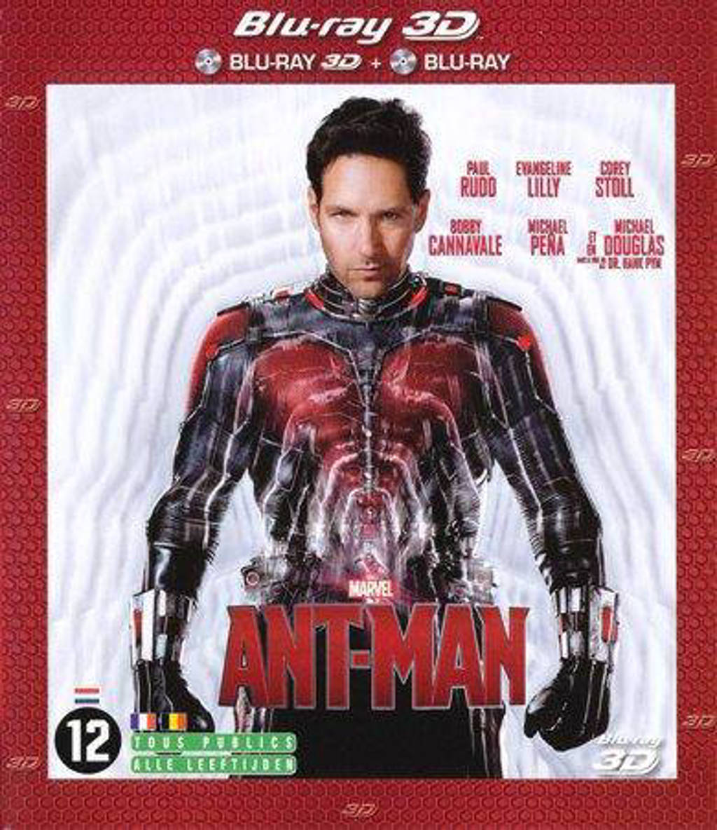 Ant man (3D) (Blu-ray)
