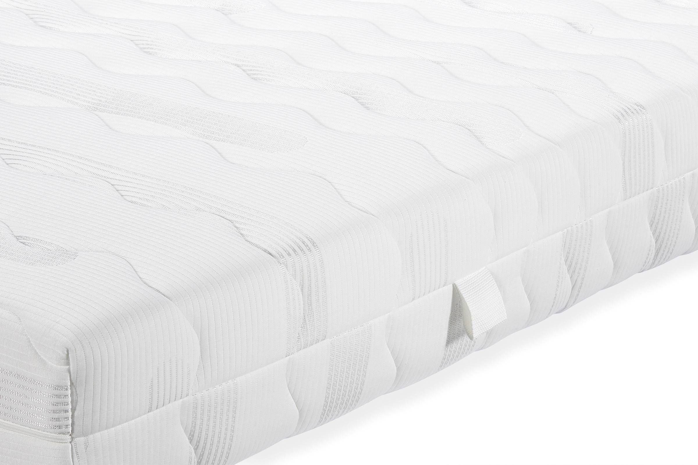 Bed Met Matras : Beter bed pocketveringmatras silver pocket deluxe foam wehkamp