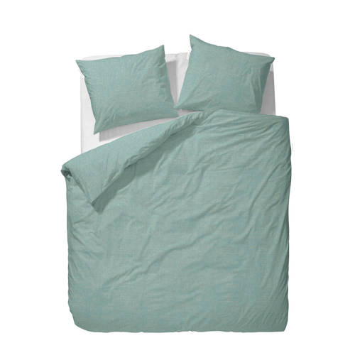 Essenza katoenen dekbedovertrek lits jumeaux kopen