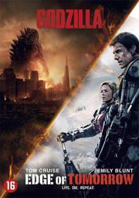 Godzilla/Edge of tomorrow (DVD)