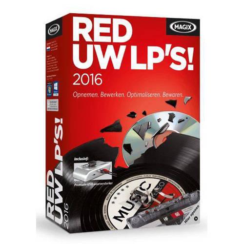 Magix red uw LP's 2016 (PC) kopen