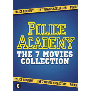 Police academy collection (DVD)