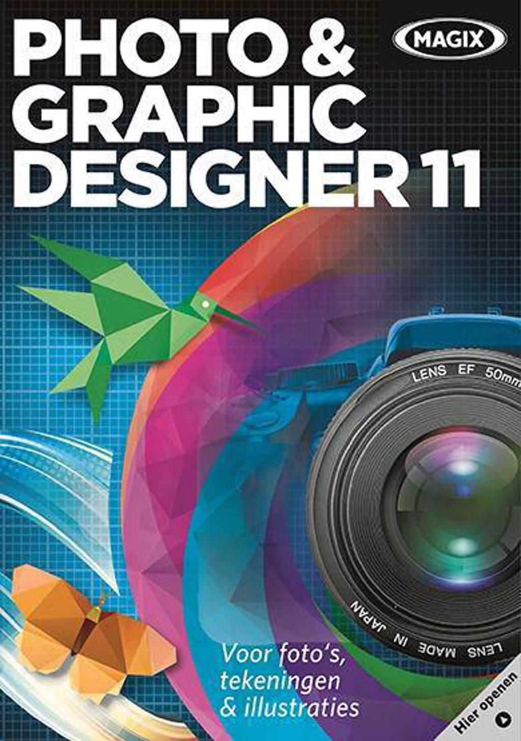 Magix photo & graphic designer 11 (PC)