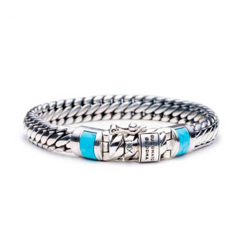 Buddha To Buddha Ben XS Stone Turquoise armband kopen