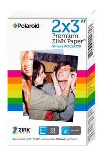 """Zink 2x3"""" 30 vellen fotopapier"""