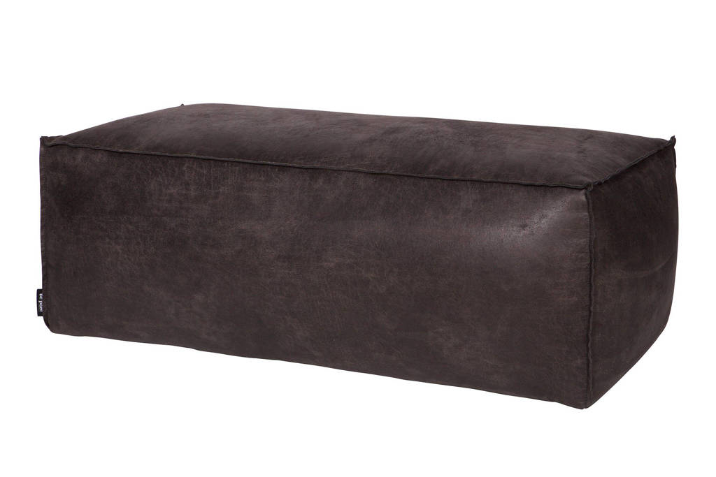 BePureHome hocker Rodeo, Zwart