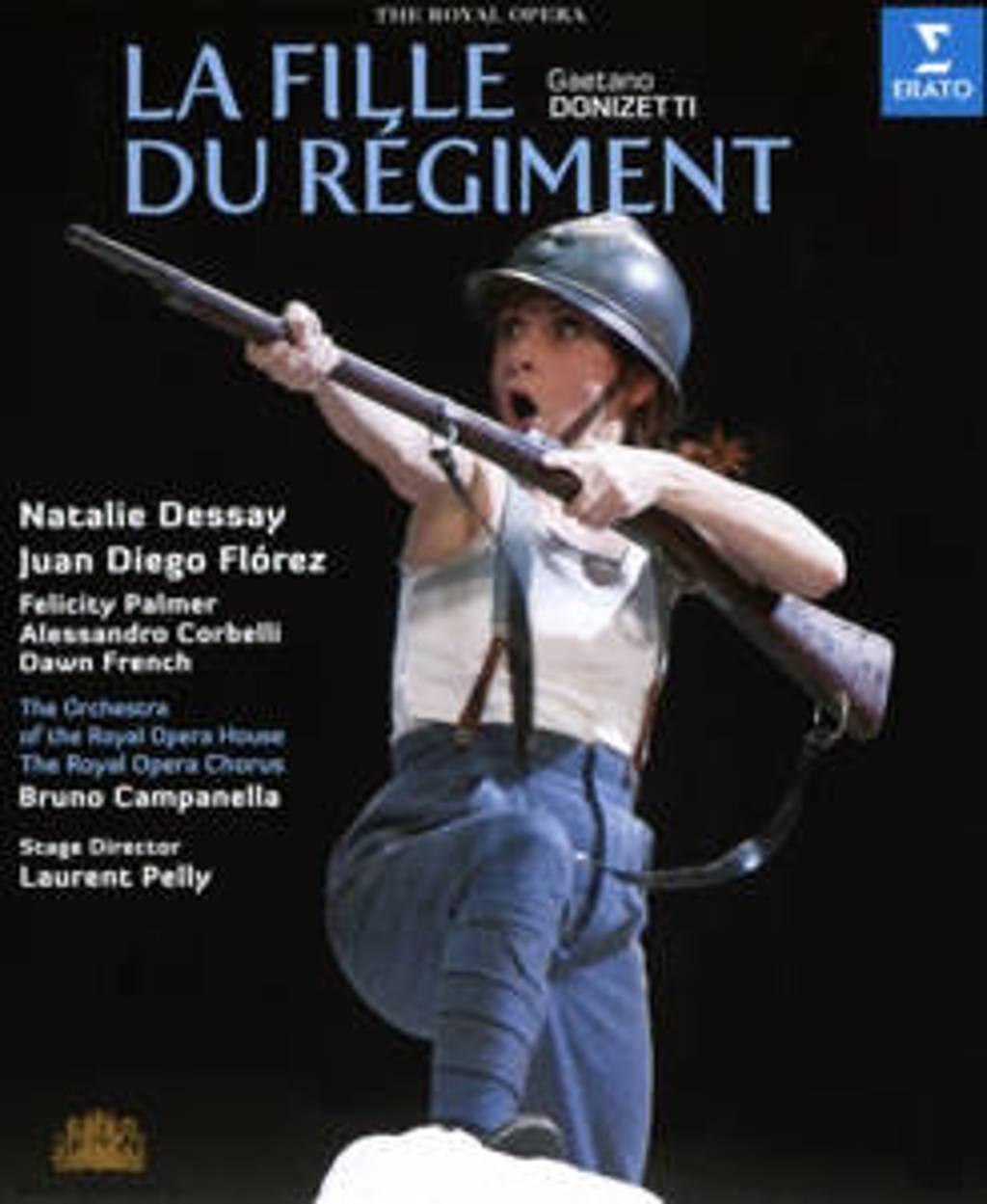 Natalie Dessay - La Fille Du Régiment (Blu-ray)