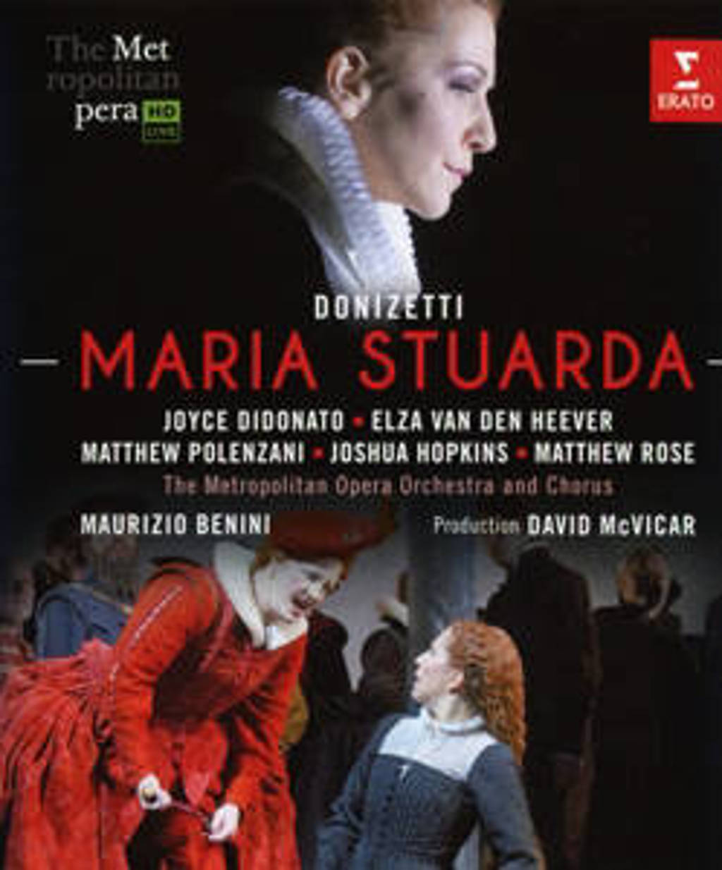 Joyce Didonato - Maria Stuarda (Blu-ray)