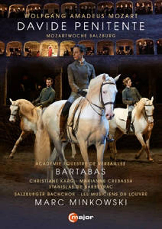 Salzburger Bachchor, Karg,Crebassa - Bartabas & Marc Minkowski Felsenrei (DVD)