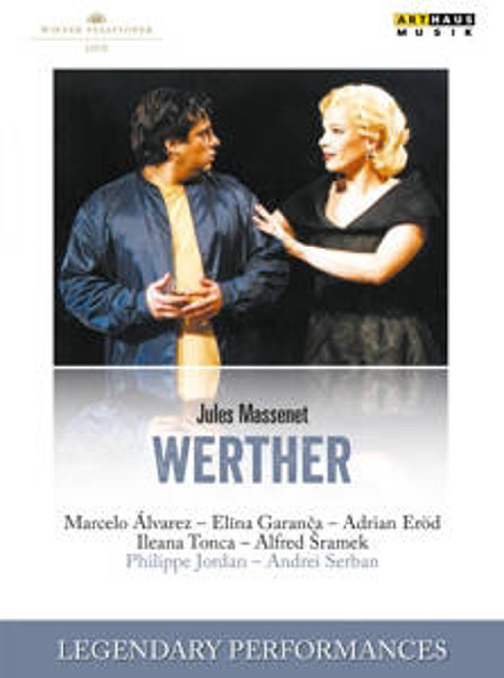 Alvarez, Caranca, Erod - Legendary Performances Werther Wene (DVD)